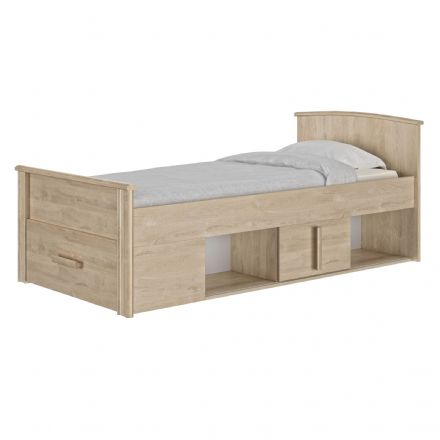 Montana Blonde Oak  Day Bed